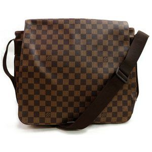 Louis Vuitton Bastille Ebene Brown Canvas